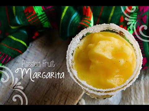 Passion Fruit Margarita - How to make passion fruit Margarita - 5 the mayo