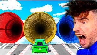 ATENCION! ESTA CARRERA ES TROLL !! GTA V ONLINE - GTA 5 ONLINE
