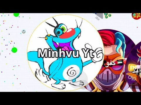 AGARIO MOBILE CREATING THE BEST SKINS AND FULL DESTRUCTION