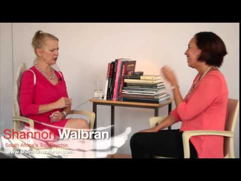 Shannon Walbran, South Africa's top psychic, Q&A on moving abroad for work