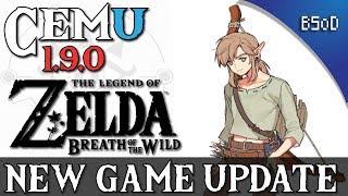 Cemu 1 9 0 (Wii U Emulator)   Improvements Preview - PakVim net HD