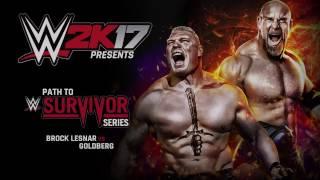 WWE 2K17 Presents: Goldberg vs. Lesnar – Road to Survivor Series - International Version