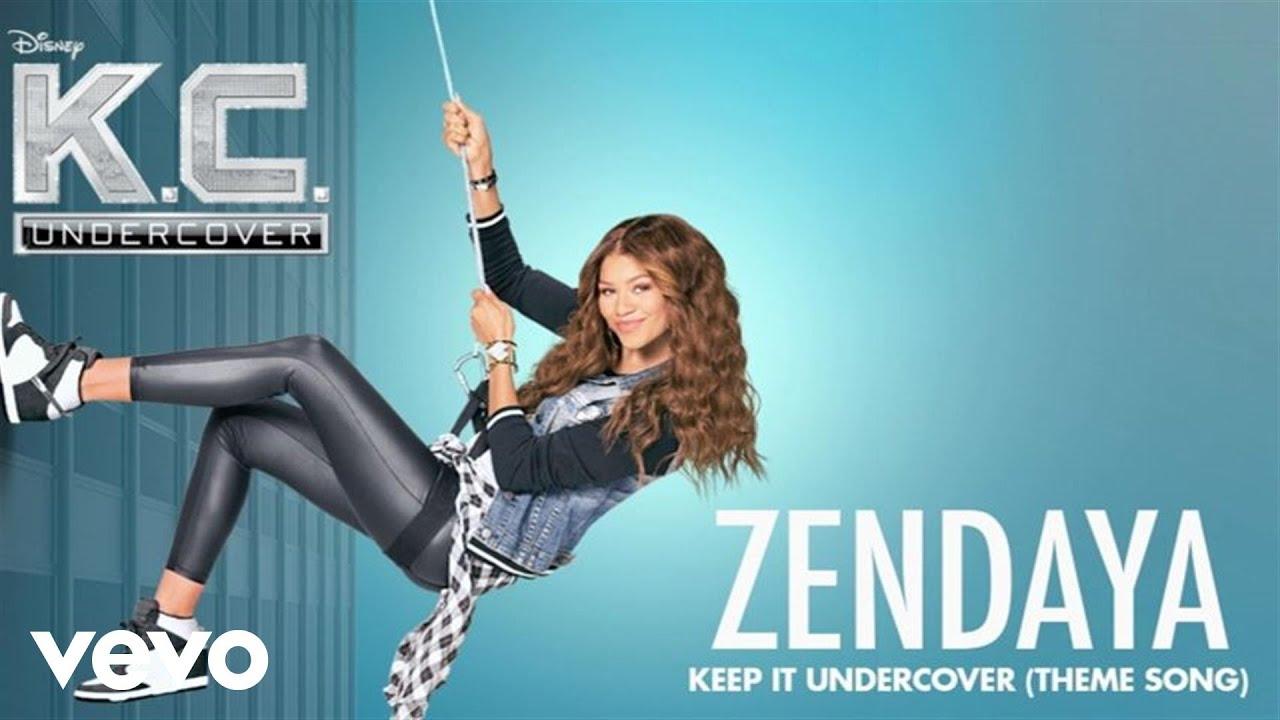 Zendaya - Keep It Undercover