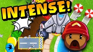 The MOST INTENSE Game Mode! - Bloons TD Battles