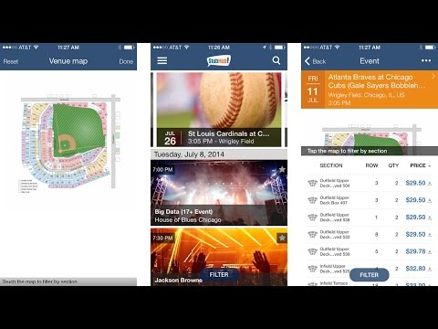 Best Ticket Finder Apps for iPhone