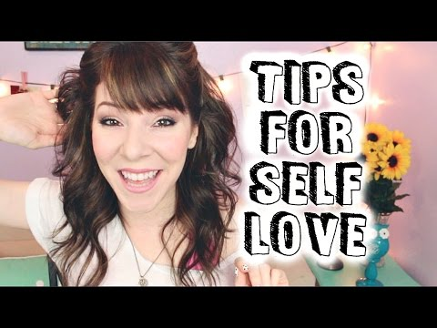 TIPS FOR SELF LOVE! [EPISODE 4]