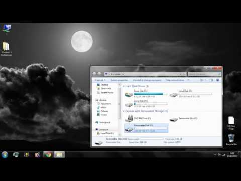 How To Make A Bootable USB Stick For OS Install.