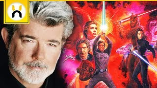 George Lucas Reveals Original Sequel Trilogy Plans & It