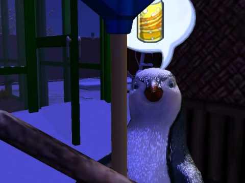 Cute Pinguin!!! ^_^ HD