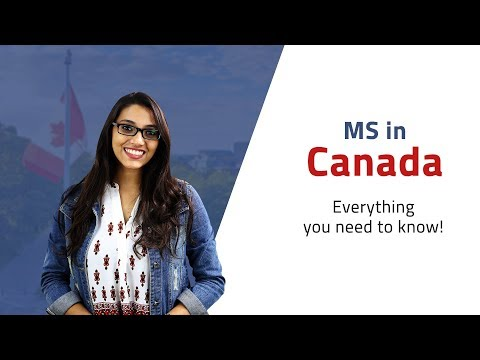 Masters In Canada 🇨🇦 | Fees, MS Application Process & Deadlines