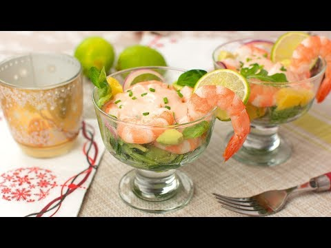 Prawn Cocktail - How to Make the PERFECT Prawn Cocktail Recipe
