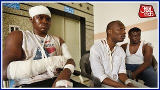 Africans Beaten Up In Greater Noida After Drug Death