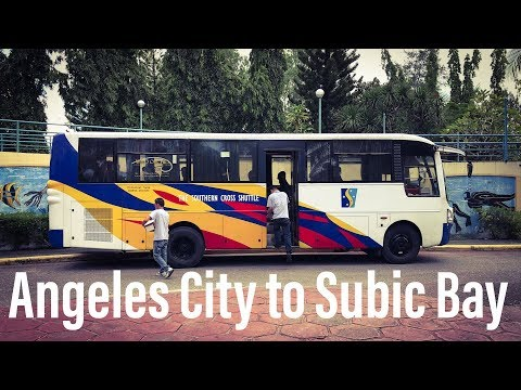 How to Get to Subic Bay from Angeles City for $10 USD