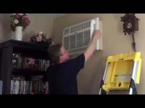 Install Through the Wall Air Conditioner