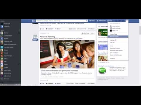 how to change facebook new look to older version