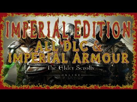 Elder Scrolls Online Imperial Edition | All DLC & Armour | How to Use Pets, Horse & Treasure Maps