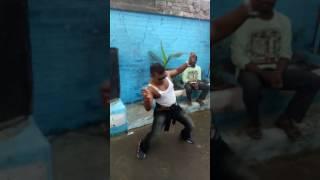 babu dance in salman songs.... tum par hum h hatke yara ....