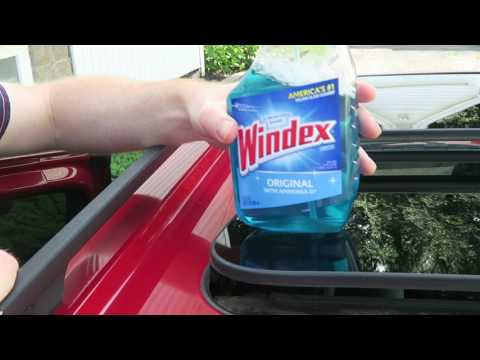BMW X5 Sunroof Rattle EASY HOW TO FIX