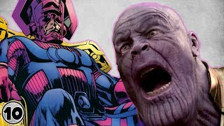 Download Top 10 Super Villains Who Are Stronger Than Thanos Video