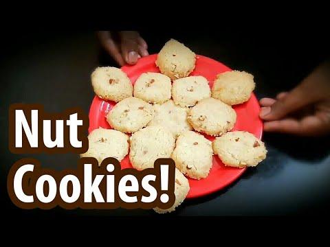 Nuts cookies   cookies in Tamil