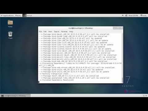 How to install and configure DNS server in Centos 7