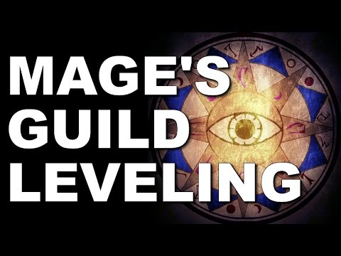 How to Level Up Mages Guild Skill Line in The Elder Scrolls Online