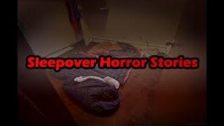 3 True Sleepover Horror Stories (Vol. 3)