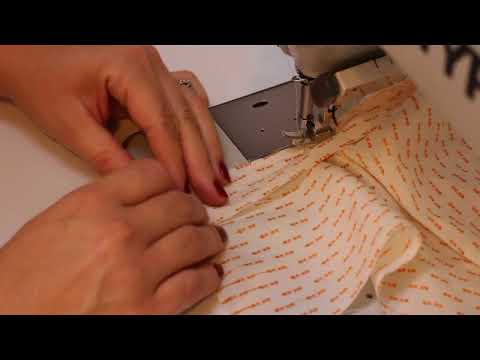 How to sew a Continuous sleeve placket