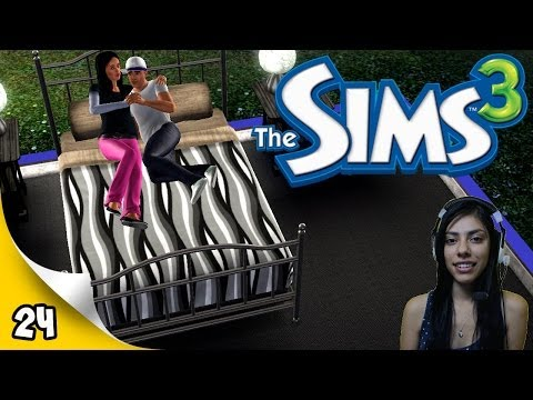 Sims 3 - Ep 24 - I'm Having a Baby!
