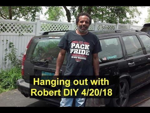 Back in Cincinnati, window regulator on a Dodge Dakota. - HOWR