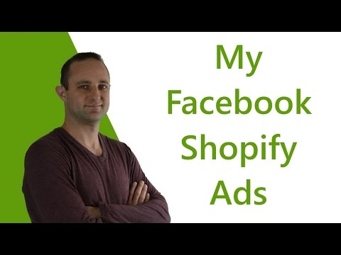 How to Promote Your Shopify Store with Facebook Ads (2017)