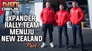 PERSIAPAN XPANDER RALLY TEAM DI NEW ZEALAND (PART 1) | DIRT CARVLOG #105