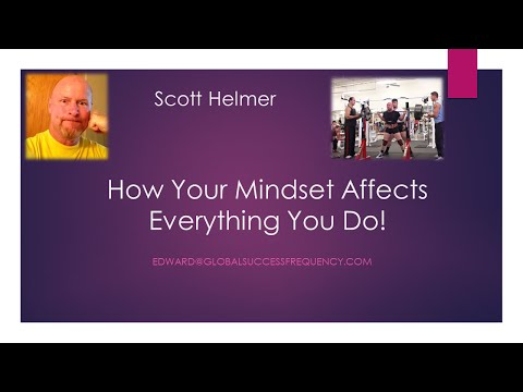 How Your Mindset Affects Everything You Do! - Change is Your Friend!