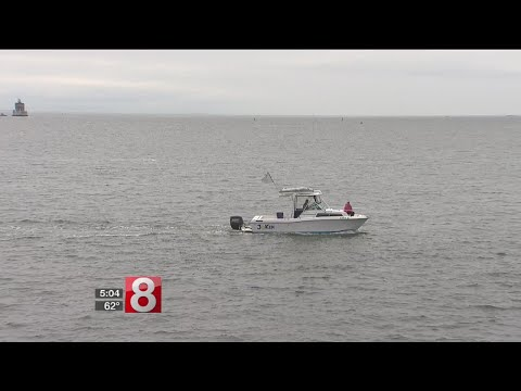 Coast Guard searching for two missing paddle boarders near Groton