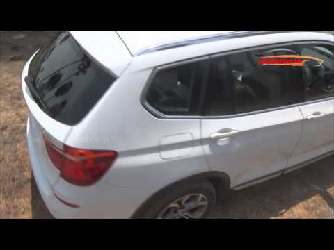 BMW X3 Test Drive Review in Tamil