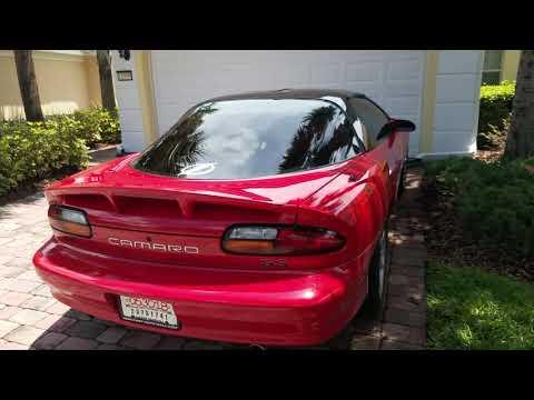 2002 Camaro SS window tint and sun shade review.