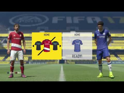 FIFA 17: How to Change FIFA 17