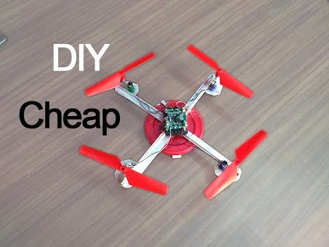 how to make a quadcopter at home very easy