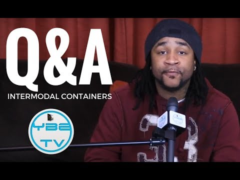 HOW TO GET INTERMODAL CONTAINER  LOADS FOR TRUCKING {Q&A)