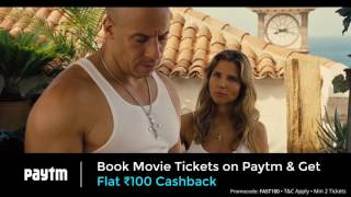 Book Fast & Furious 8 Movie Tickets on Paytm