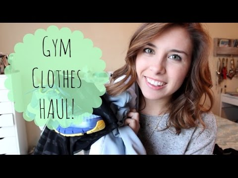 Gym Clothing Haul! + Where I Find The Best Deals On Workout Clothes!