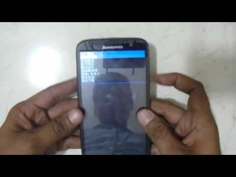 Lenovo A850 Reset Eazy  Hard Reset And PatternYoutube
