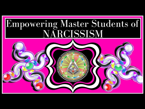 HG Tudor Interview Clip #2 & Empowering Master Students of Narcissism