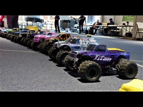 The 2016 Points Series Championships!!!!! RC Monster Truck racing Showtime style