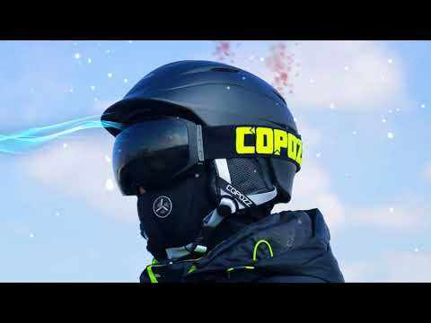 COPOZZ SKI HELMETS 2018 How to choose the right ski helmet and get the perfect fit