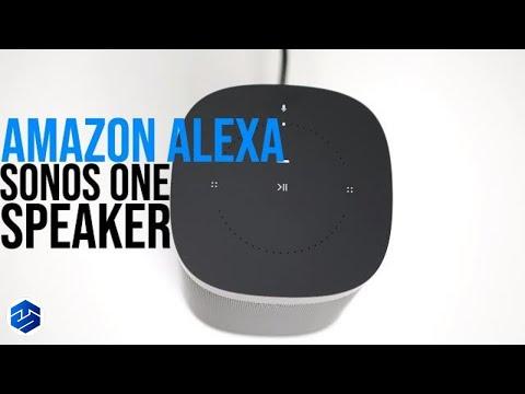How To Setup An Sonos One Speaker With Amazon Alexa