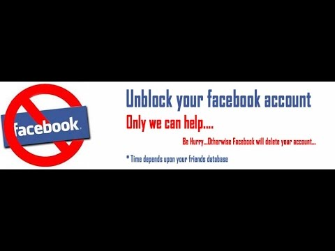 Get back your disabled facebook account in 1 day very fast using these steps