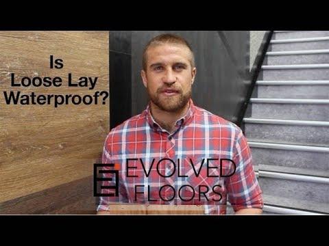 Is Loose Lay Waterproof? Karndean Loose Lay vinyl planks & tiles