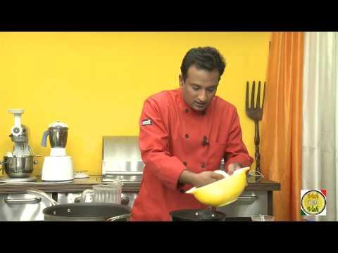 Dibba Roti - Crispy Uttappam - By VahChef @ VahRehVah.com