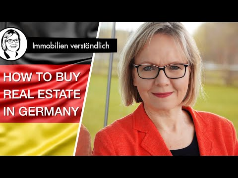 Investing in residential real estate in Germany - presentation at National Association of Realtors